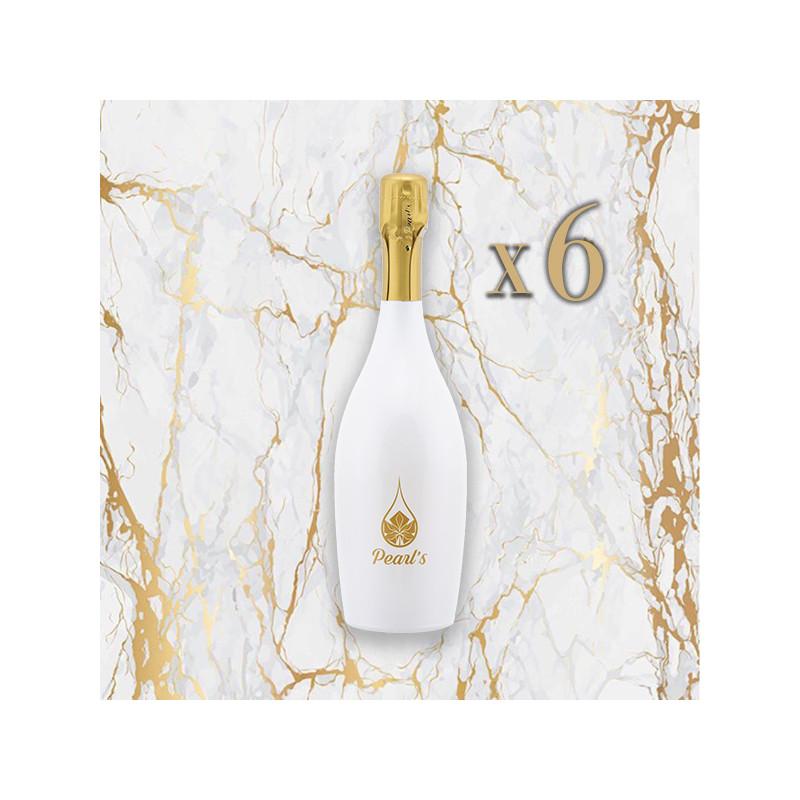 x6 bottles Sparkling Grape 0% alcohol, bottle 70cl, ingredients White Grape Juice 100% natural.